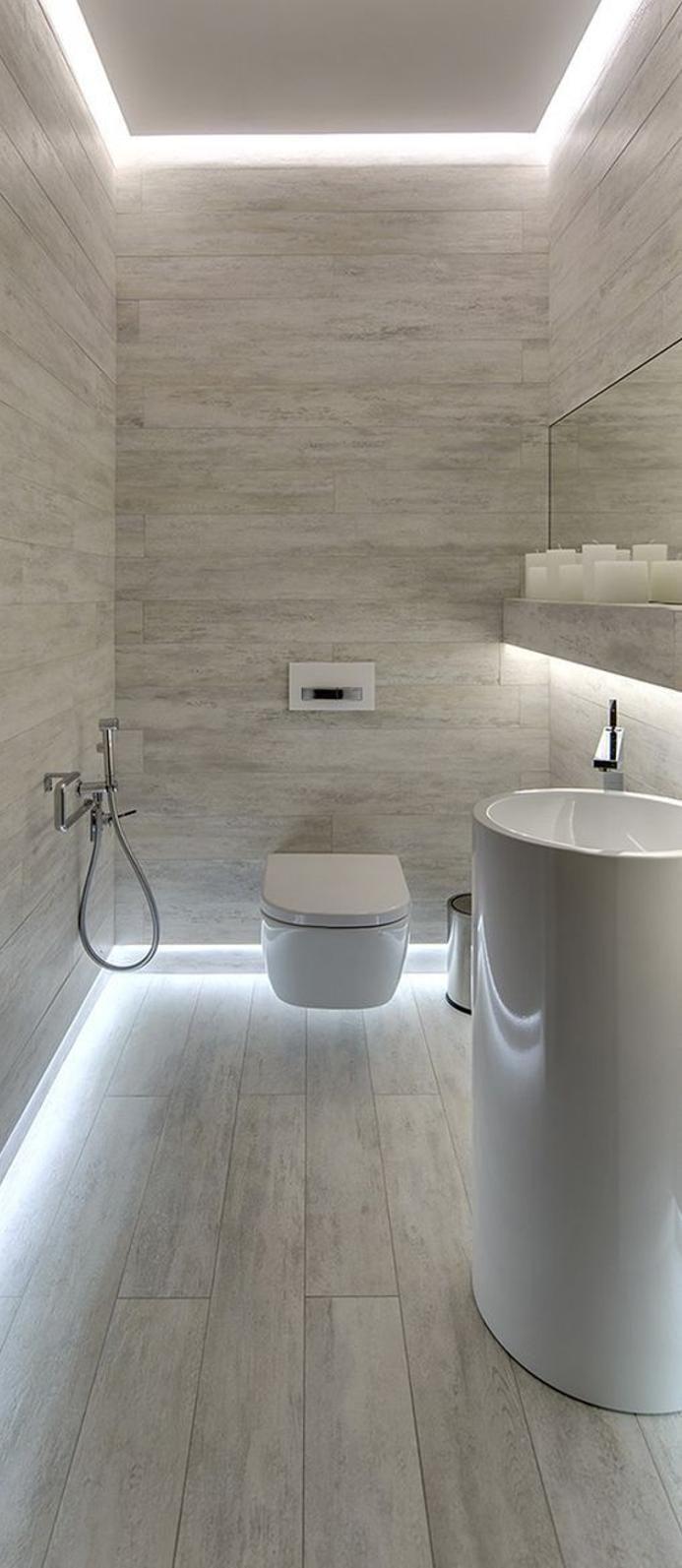 10 Lighting Design Ideas For Your Home More Ith Your Vanity Or Bar Can Create A More Co Bathroom Design Inspiration Bathroom Interior Modern Bathroom Design