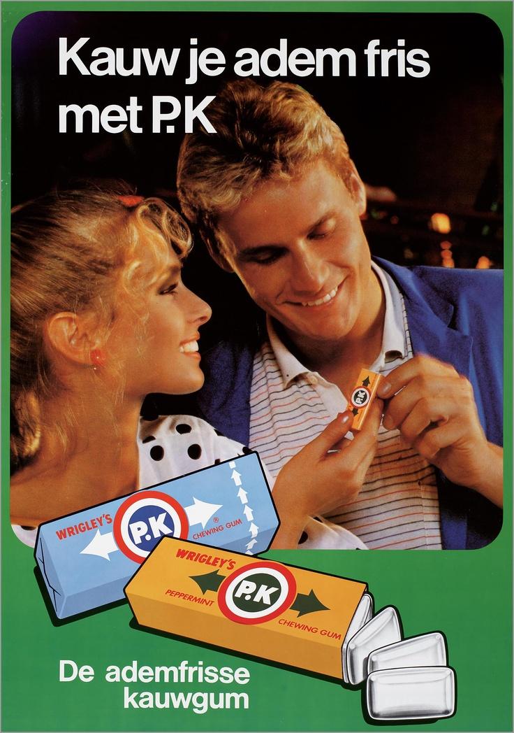 Deze kauwgom had mijn pap altijd :-D