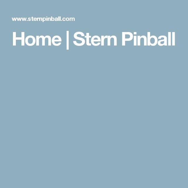 Home   Stern Pinball