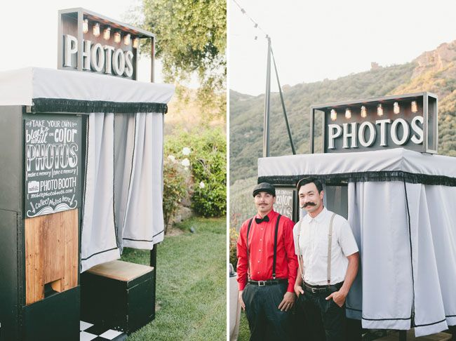old photobooth