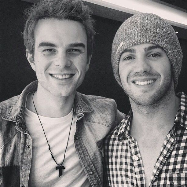 Nate and Steven