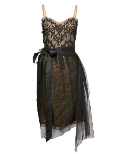 Fall's High End Lingerie Looks - Discover More Fall 2009 Fashion Trends - ELLE