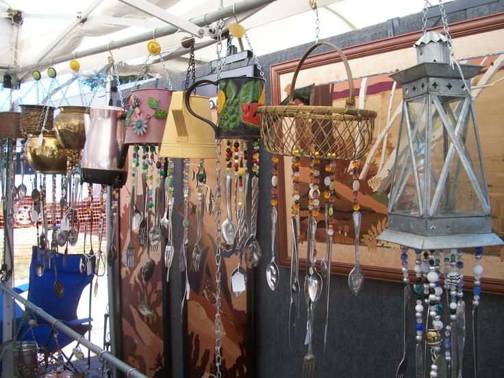 Best Of Chimes Windchimes And Home Decor Made From Recycled Materials