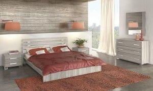 Κρεβατοκάμαρα Αριάδνη κομπλέ με στρώμα. Διαστάσεις : Κρεβάτι 170 x 214 cm, Κομοδίνο 60 x 34 cm, Τουαλέτα 109 x 80 x 45 cm Διατίθεται σε χρώμα : Wenge, Καρυδί, Δρύς και Σταχτί. Tα κομμάτια πωλούνται και χωριστά. Δυνατότητα κατασκευής και με αποθηκευτικό χώρο.