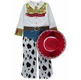 New George Disney Toy Story Jessie Girls Fancy Dress Costume Cowgirl