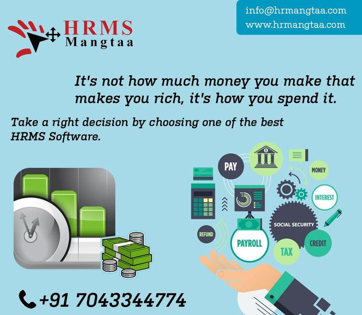 HRMS Mangtaa Take a right decision by choosing one of the best HRMS Software. Contact us at https://lnkd.in/fF-MteZ