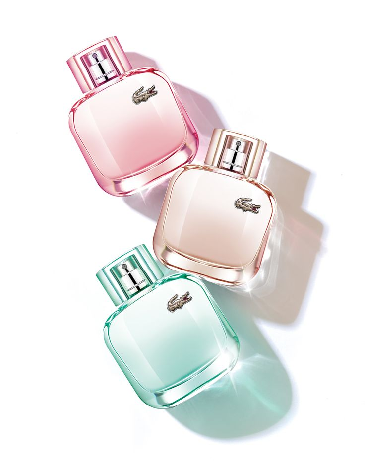 Our fresh and soft fragrance will convey feminity that is pure and natural.