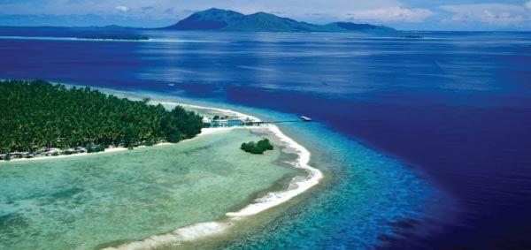 Kura kura island, Central Java