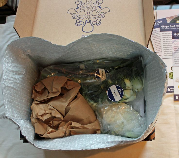 I Tried Blue Apron's Meal Delivery Service and Here's How It Went — Product Review
