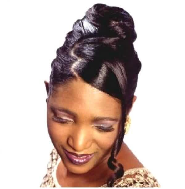 The 25 best african american updo hairstyles ideas on pinterest african american updo hairstyles see more great hair style pictures at africanamericanhairstylestrend pmusecretfo Choice Image