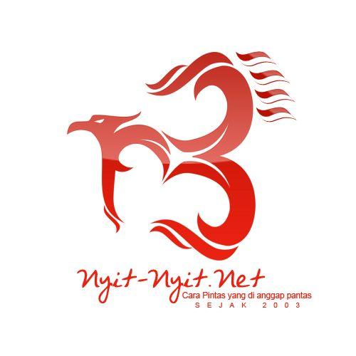 Nyit-nyit.Net Logo HUT RI ke 68