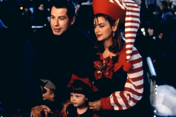 """I watch """"Look Who's Talking Now"""" (1993) every Christmas! 