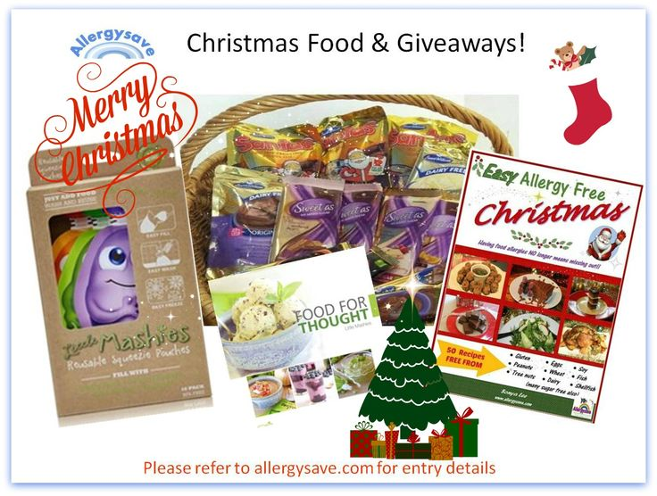 Christmas Food & Giveaways