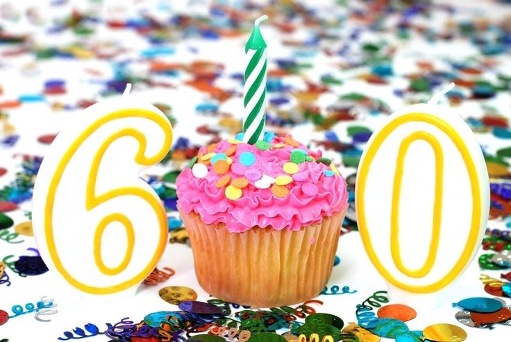 60th Birthday Color Ideas: 60th Birthday Ideas On Pinterest