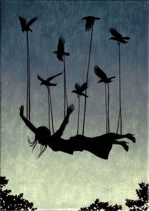 Find your wings.  repinned by Joan Arc via moondancehopper.tumblr.com