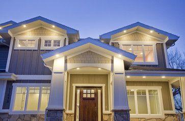 Candlelight Homes - Custom Home - Draper, UT - traditional - exterior - salt lake city - Candlelight Homes
