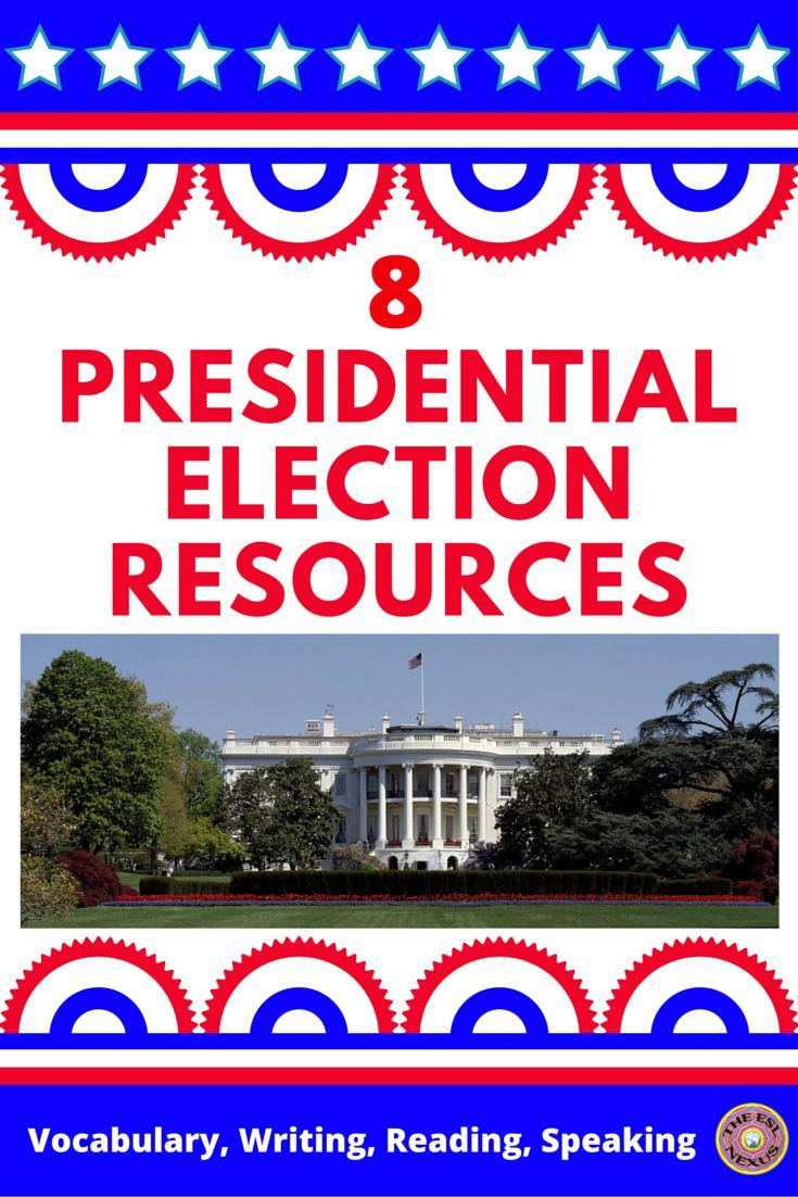 8 resources about how a U.S. president is elected; all activities are based on 24 essential vocab words that will help students understand how the presidential election process works. Definitions for all words are written in easy-to-understand language so ELLs & students reading below grade level can understand them. Suggestions for using each resource also provided. Flash cards, a word wall, a memory game, a reading passage, writing & speaking tasks, word searches, & crossword puzzles…