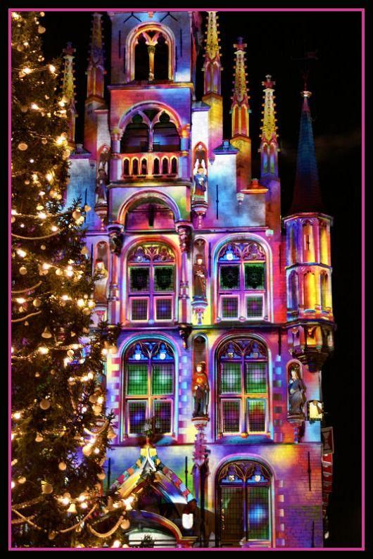 Christmas, Zuid Holland, Netherlands