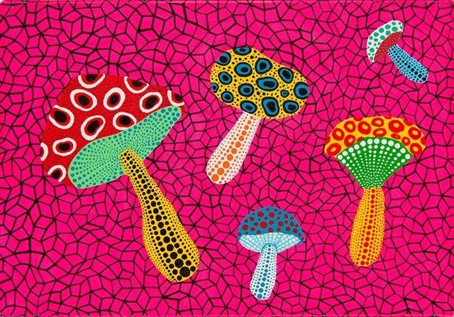 adoro FARM - galeria – yayoi kusama