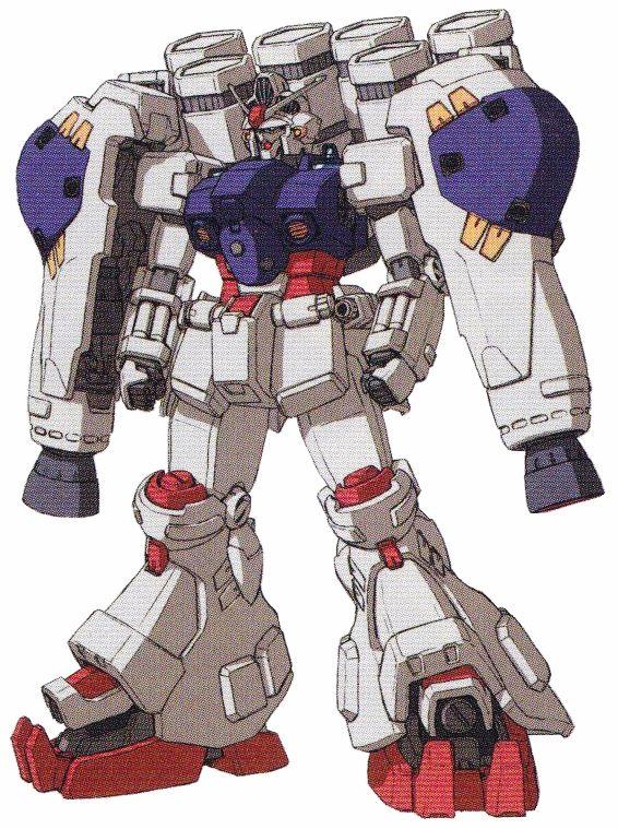 RX-78GP02A Gundam GP02A (Type-MLRS) - Gundam Wiki