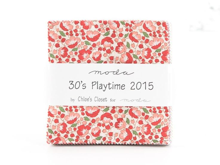 Moda 30's Playtime Collection by Chloe's Closet Pre-Cuts - None