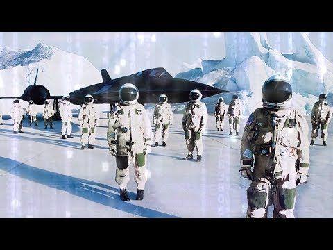 Los Nephilim  encarcelados en la Antártida