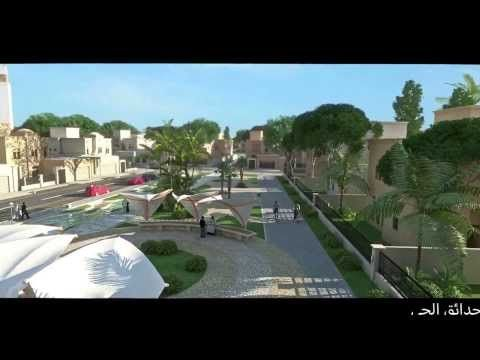 Check out the innovative city planning of the #KAEC.