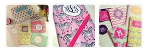 Cutest planners and notebooks ever! I never like the ones available in stores… Problem solved.