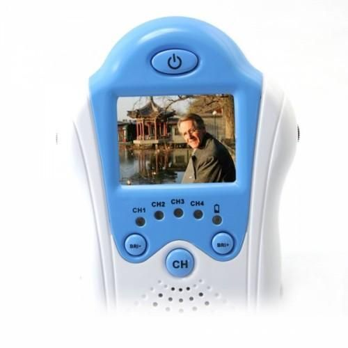 Wireless IR Camera Baby Monitor Here we have a baby monitor that will be of much help to every parent. This baby monitor adopts the latest technology, and provides clear reception. Now you can easily monitor your baby all the time. http://www.idealsmarter.com/?refid=31593e9f