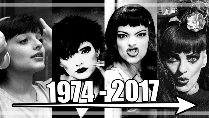 Evolution of Music - Nina Hagen