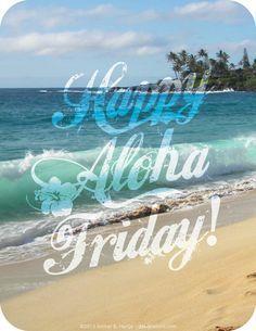 aloha friday - Google Search