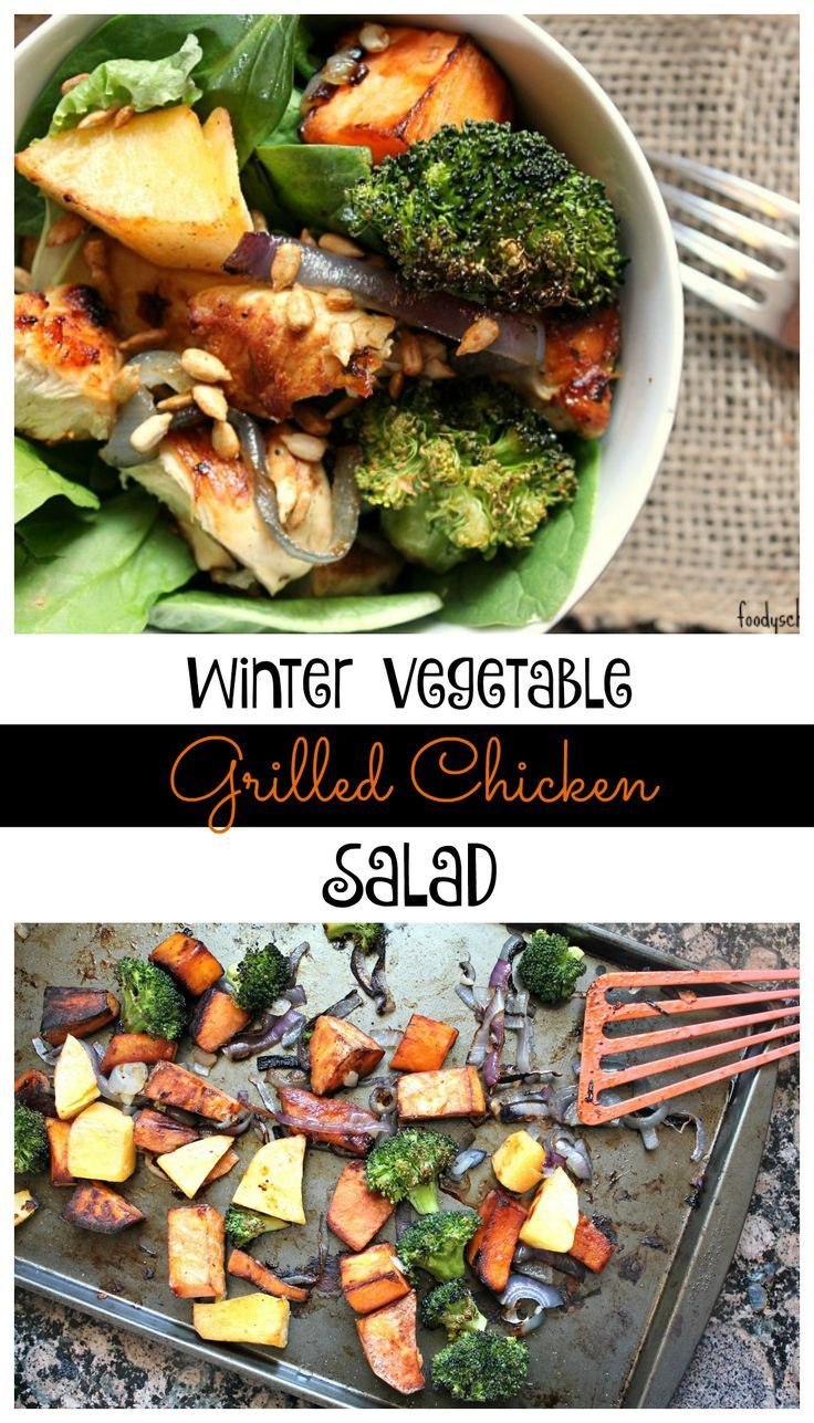 17 best images about salad on pinterest caesar salad chicken spinach salads and dressing - Make perfect grilled vegetables ...