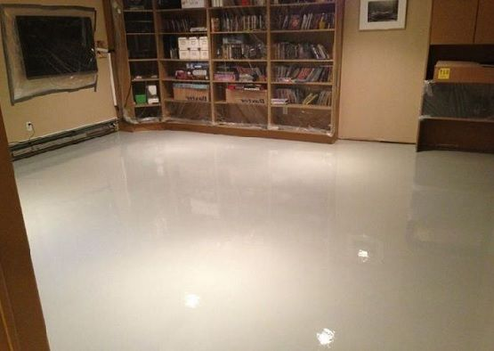 There Are Three Kinds Of Basement Floor Epoxy Which Are