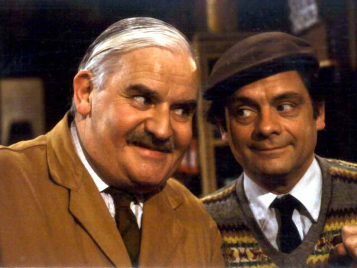 Open All Hours - The result of work by two of Britains most cherished comedians