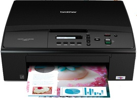 Een gratis printer,wie wil dat nou niet? bij 10 sets cartridge! - € 125,00