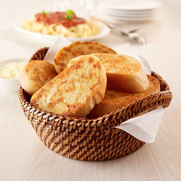 Toasted Garlic Parmesan Bread Recipe Parmesan Bread Bread Food
