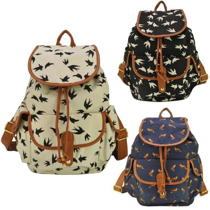 Дешевое Женский рюкзак рюкзак ласточка рюкзак женский рюкзаки женские рюкзаки женские  женские рюкзаки рюкзак школьныйшкольный рюкзак сумка рюкзак детский рюкзак детские рюкзаки рюкзак спортивный рюкзаки школьные, Купить Качество Рюкзаки непосредственно из китайских фирмах-поставщиках:   Новый Цвет:  Черный, синий, цвета слоновой костиМатериал:  Холст :  (W) 32 см * (h) 21 см
