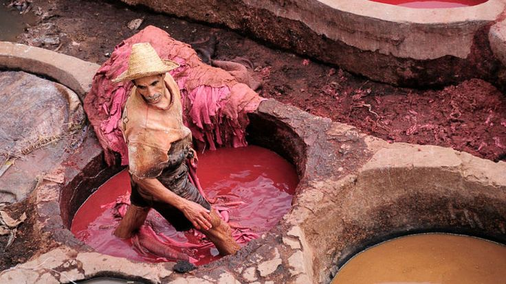 How Leather Is Slowly Killing the People and Places That Make It