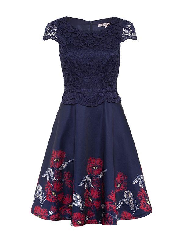 Wild Poppy Dress | Dresses | Review Australia