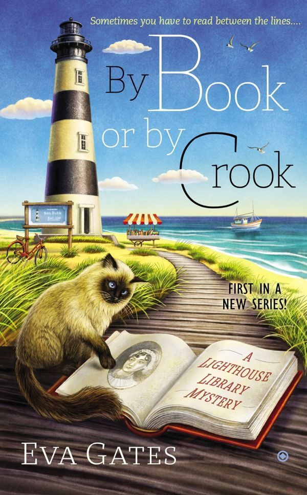 'By Book or by Crook' (Lighthouse Library #1)