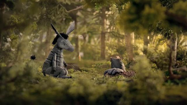 """ING """"Donkey"""" by Psyop"""