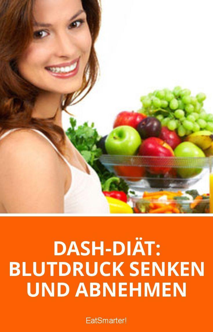 DASH-Diät: Blutdruck senken und Abnehmen | eatsmarter.de