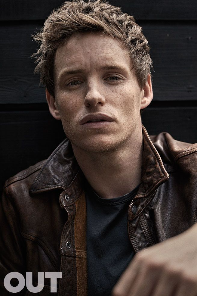 Eddie Redmayne Covers September 2015 OUT, Talks 'The Danish Girl'