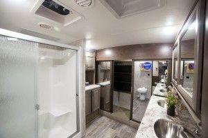 Open Range 3X Fifth Wheels 3X397FBS Bathroom