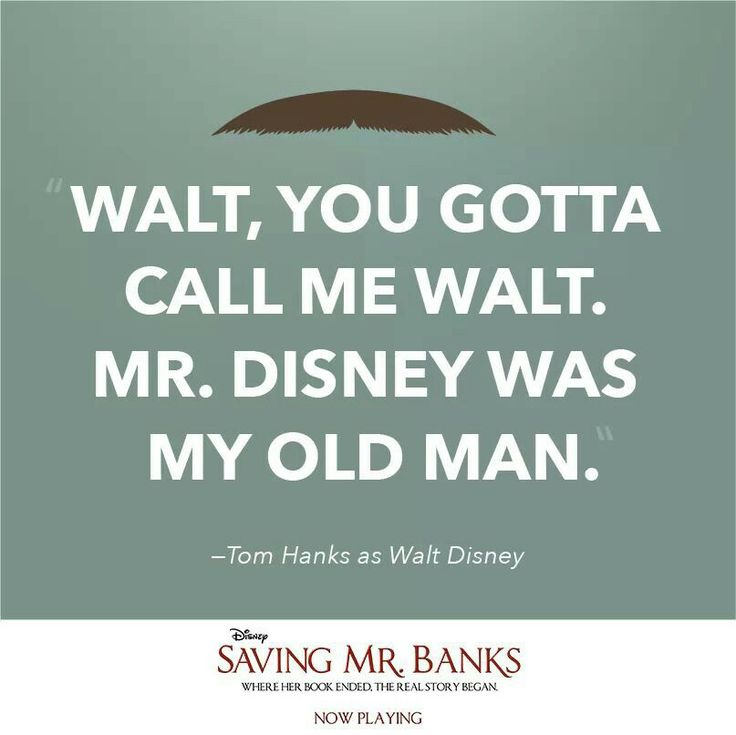 Epic Love Quotes From Movies: 61 Best Saving Mr. Banks Images On Pinterest