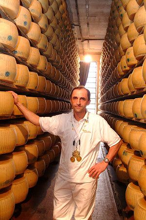 Parmigiano Reggiano At Expo 2015 The Energy Of Heritage