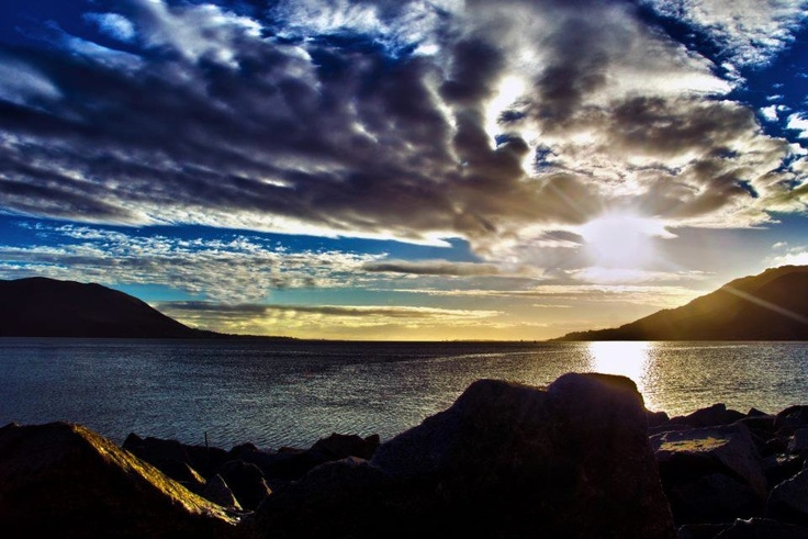 Warrenpoint Harbour, photo submitted by Conrad Madden