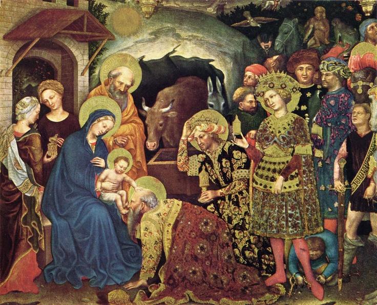Gentile de Fabriano Renaissance Art Pinterest