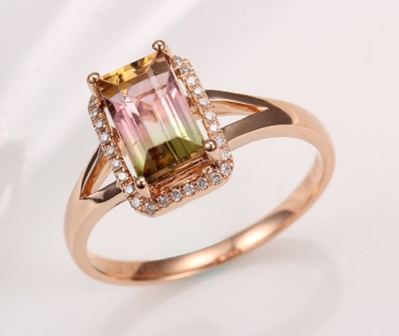 25 Best Ideas About Tourmaline Ring On Pinterest Green