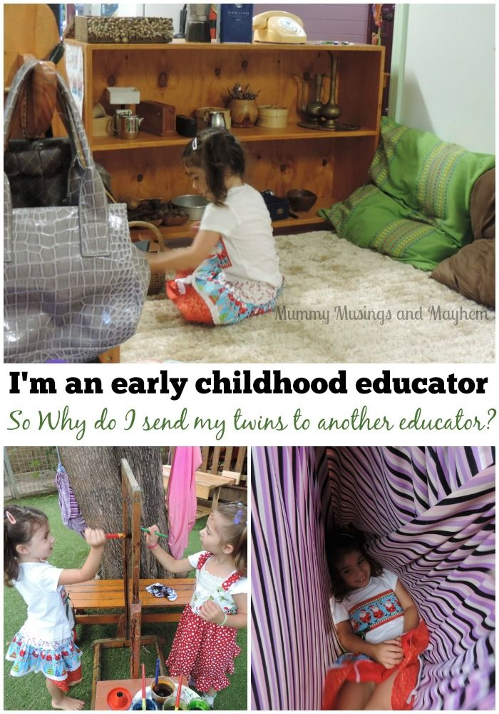 why become an early childhood teacher Complete a teaching qualification and successfully become an early childhood education an opportunity to speak with an early childhood teacher about.
